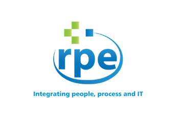 RPE Solutions logo